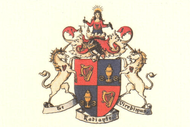 Company of Goldsmiths Crest