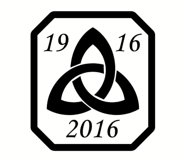 1916-2016 centenary hallmark